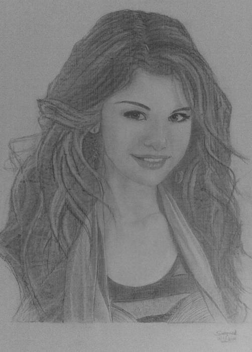 Selena Gomez por swapzulu
